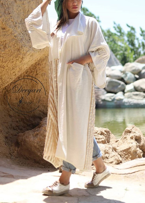 مدل مانتو تابستانه 99