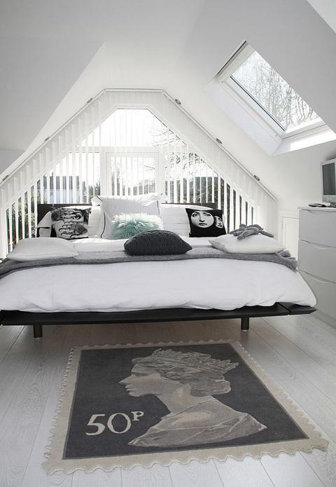 چگونه وسایل را در اتاق خواب کوچک جا دهیم؟