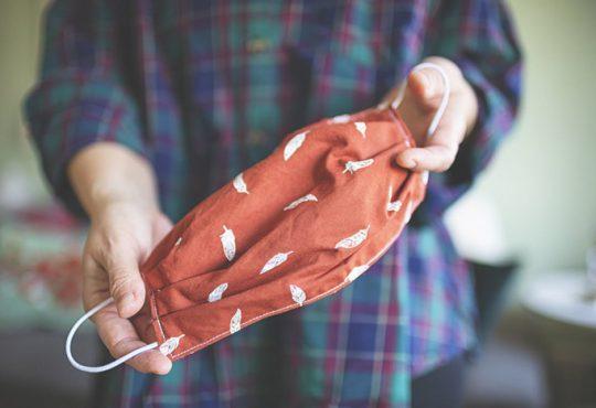 روش شستشو و استفاده دوباره از انواع ماسک