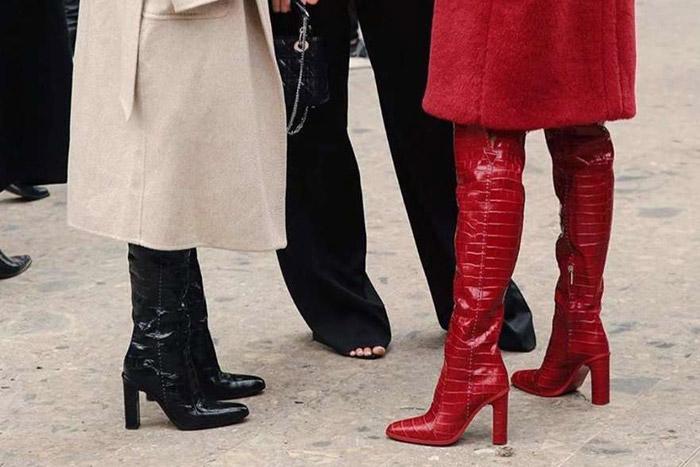 پاییزوزمستان امسال چه کفشی بپوشیم؟