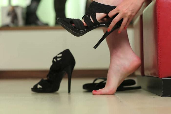 عادت خانم های خوشتیپ