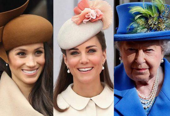 چرا زنان در خانواده سلطنتی کلاه میپوشند؟