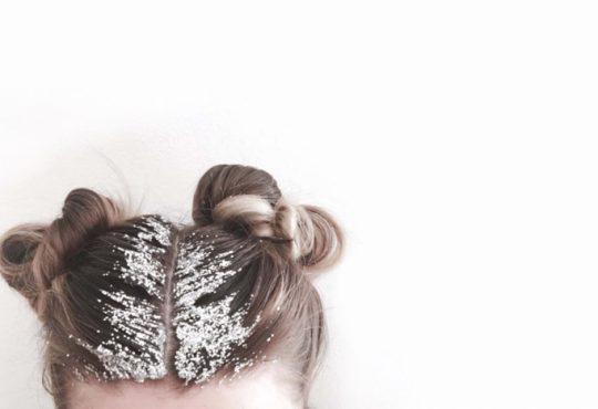 ایده ای برای آرایش مو