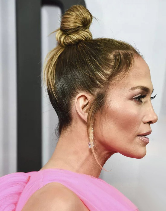 مدل موی محبوب جنیفر لوپز
