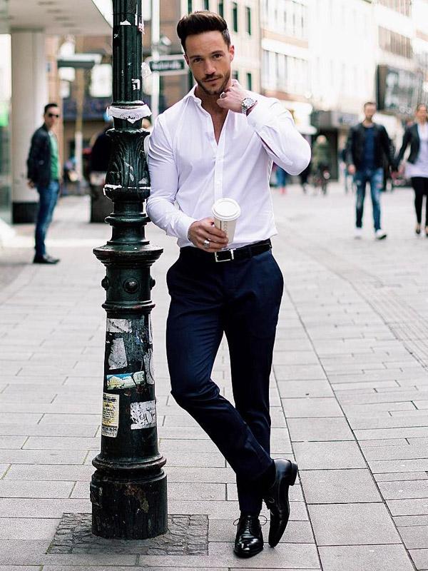 هنگام خرید لباس مردانه اشتباه نکنید!