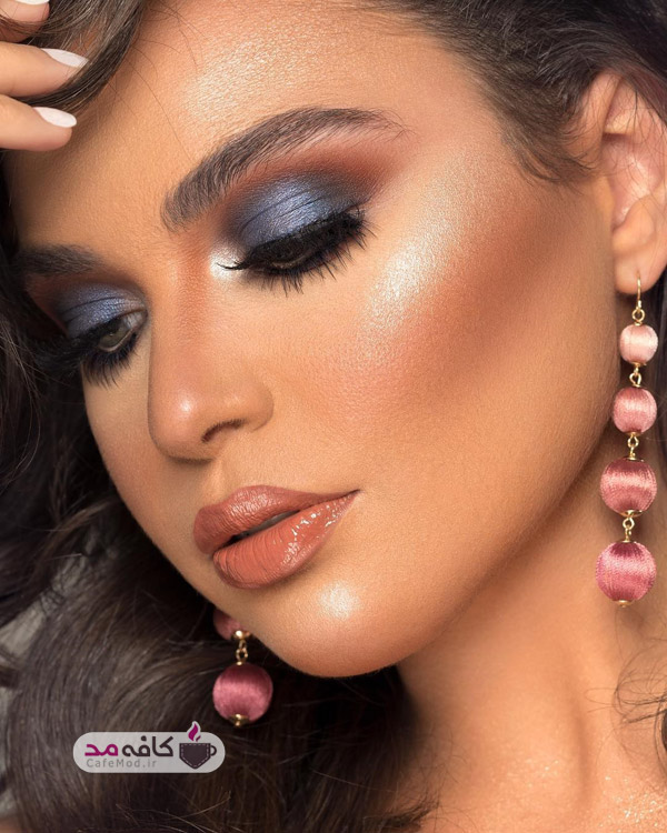 مدل آرایش اینستاگرام