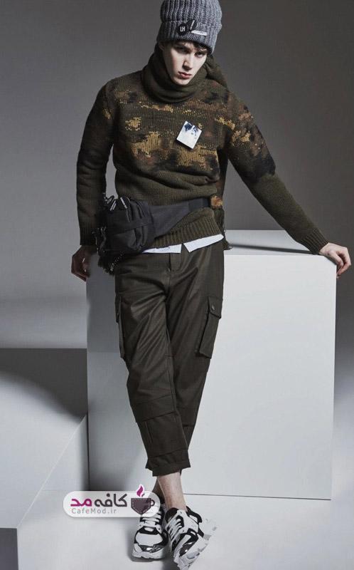 مدل لباس های فشن و اسپرت مردانه