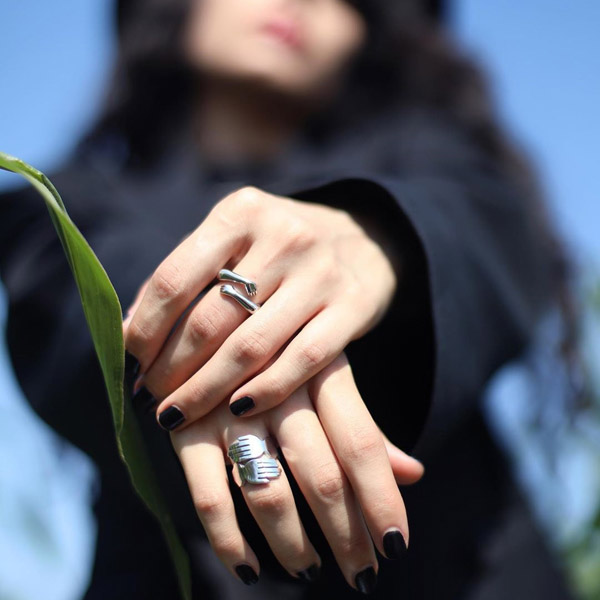 زیورآلات دست ساز ایرانی