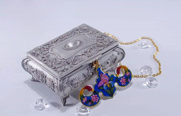 مدل زیورآلات هنری ایرانی