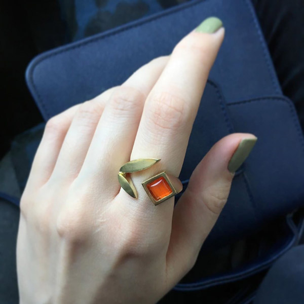 مدل انگشترهای دست ساز