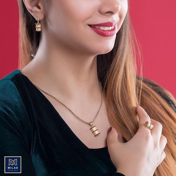 مدل زیورآلات طلا از برند ایرانی