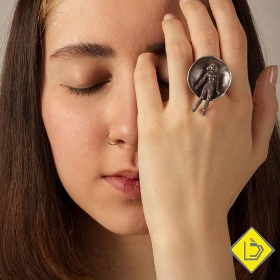 مدل زیورآلات دست ساز هنرمندانه