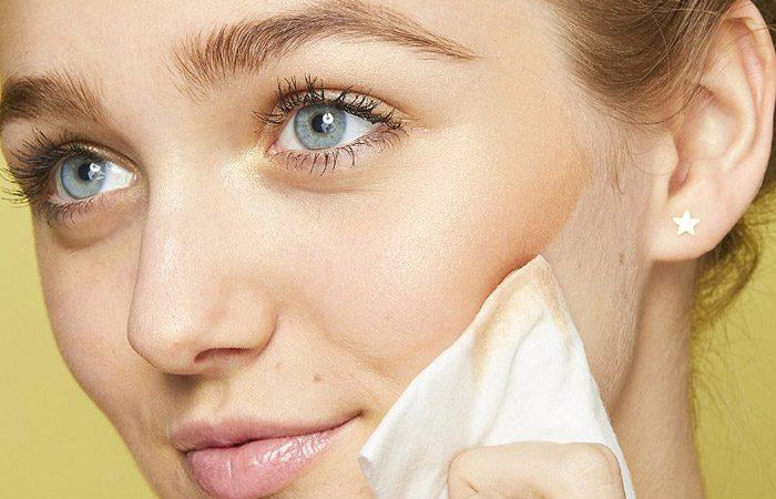 روشهای طبیعی برای پاک کردن آرایش صورت و چشم