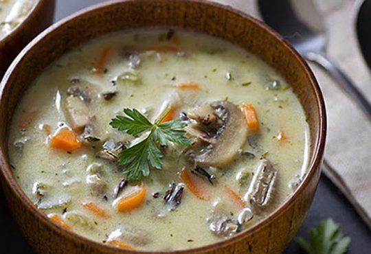 طرز تهیه سوپ بلدرچین غذای مناسب کرونایی