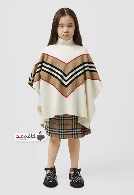 مدل لباس بچگانه burberry