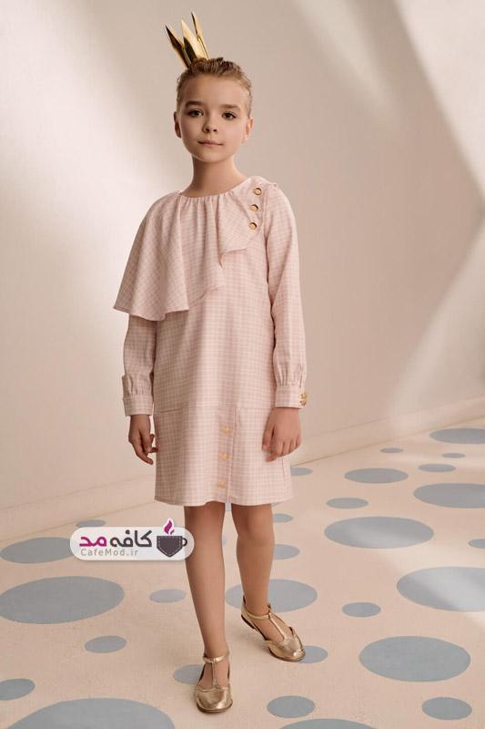 مدل لباس دخترانه مجلسی 2021