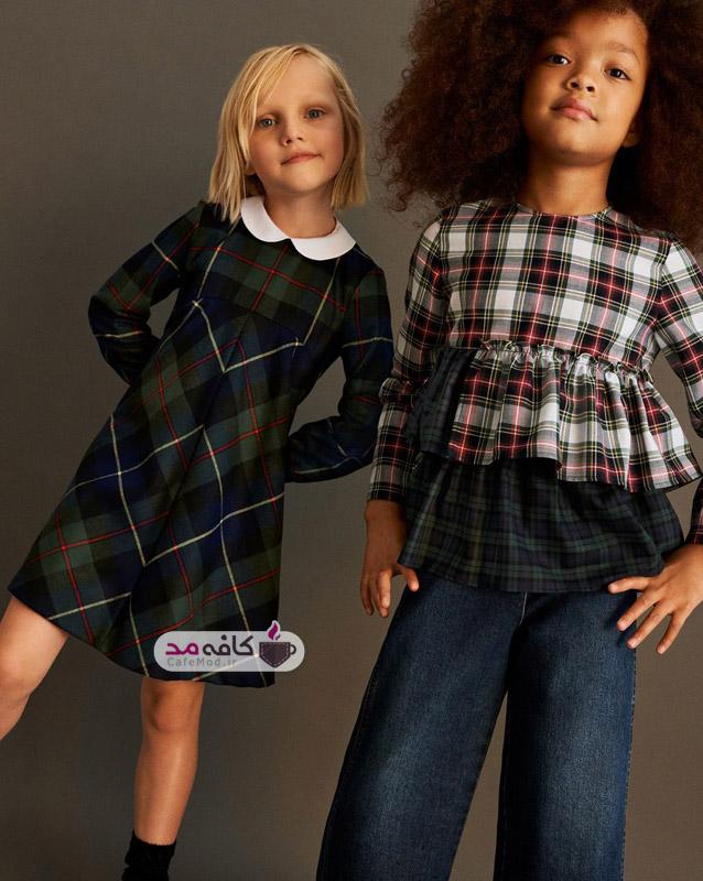 مدل لباس دخترانه و پسرانه جدید