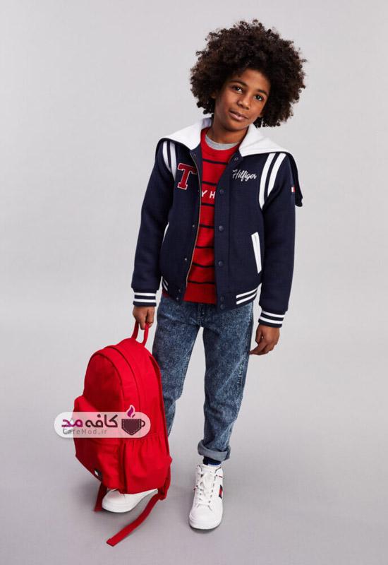 مدل لباس کودک Tommy Hilfiger