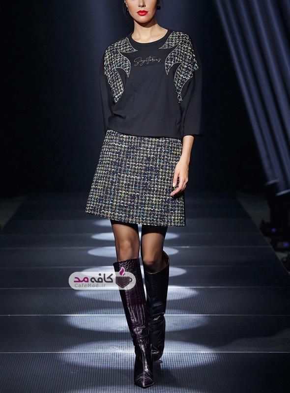 مدل لباس های زنانه جدید