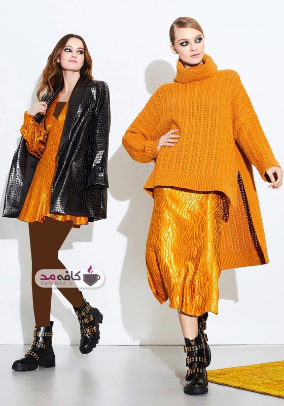 لباس زنانه پاییز و زمستان