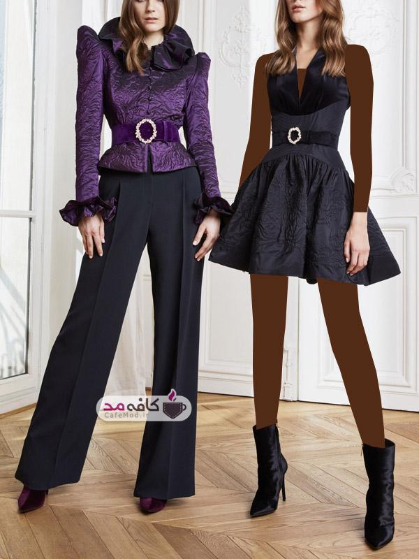 مدل لباس های مجلسی