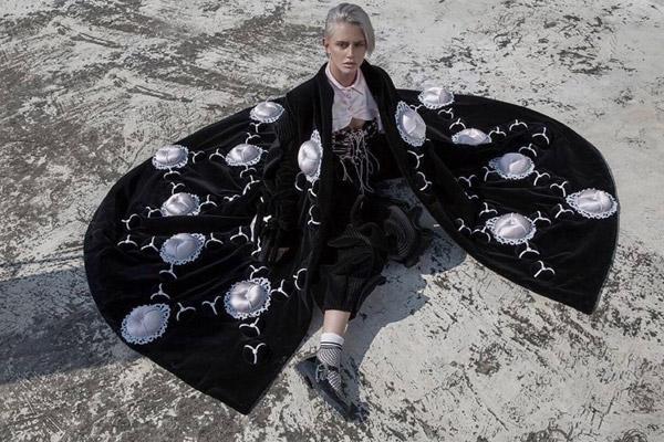 سالاربیل ، طراح لباس ایرانی