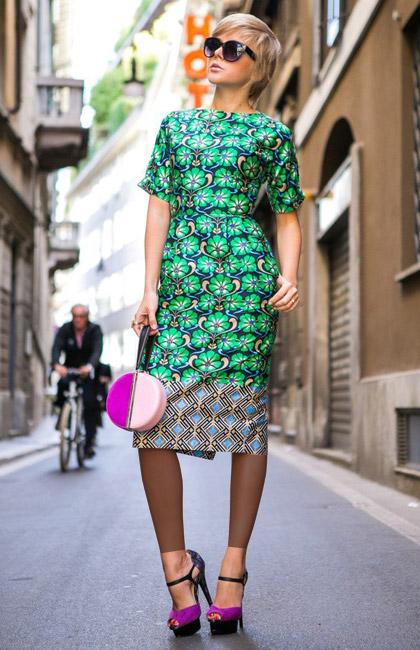 راهنمای لباس پوشیدن برای خانمهای مو کوتاه