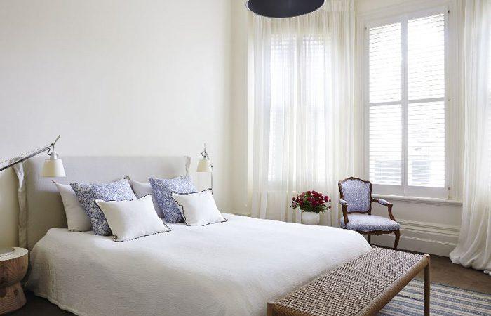 انواع پرده برای اتاق خواب