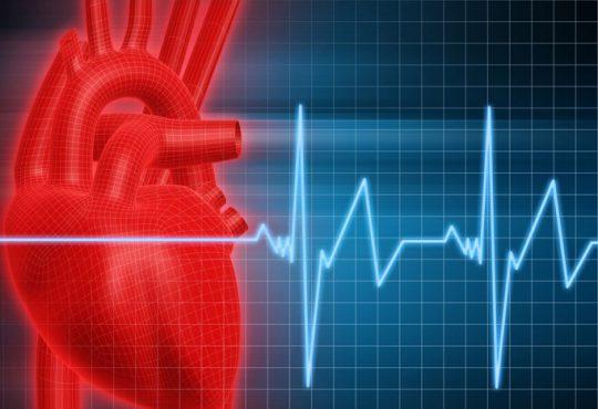 افزایش سرعت ضربان قلب