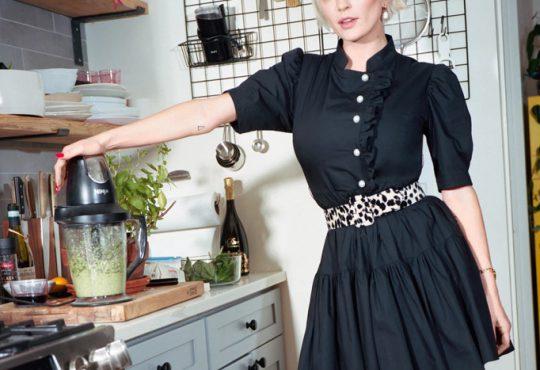فشن شوی عجیب برند بتشیوا در آشپزخانه