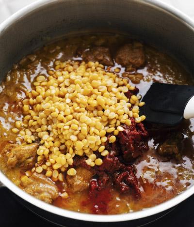طرز تهیه خورش گل کلم