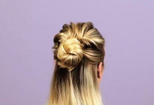 فیلم آموزش درست کردن چند مدل مو