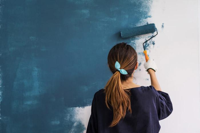 انتخاب رنگ دیوار