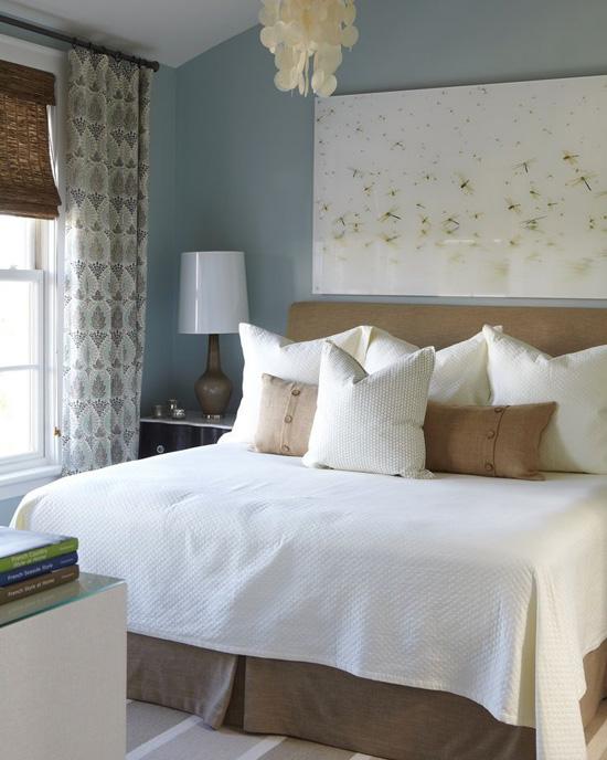 رنگ آمیزی اتاق خواب