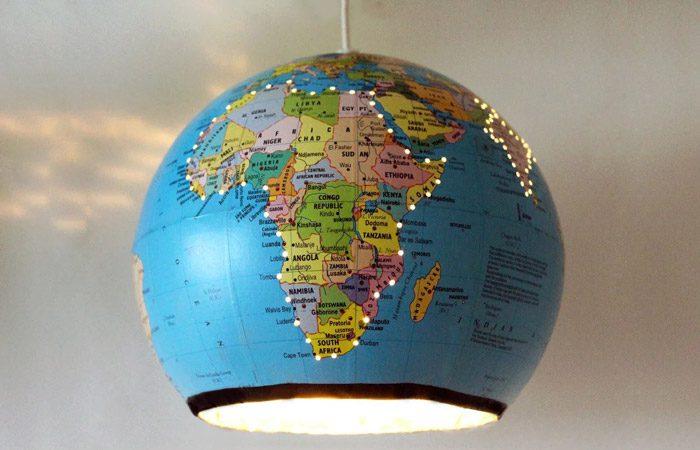 چراغ کره زمین