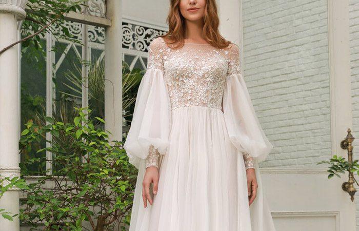 مدل لباس عروس سال 2021