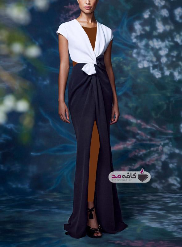 مدل لباس مجلسی 2021