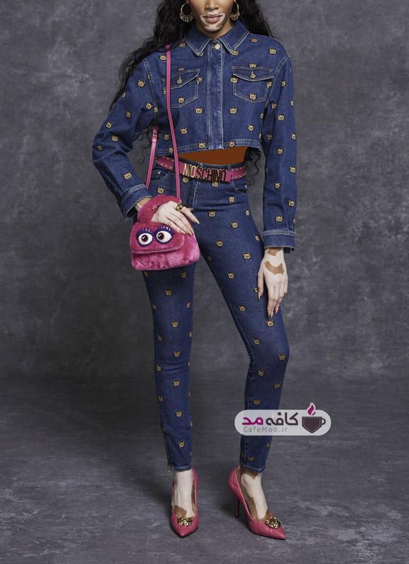مدل لباس زنانه Moschino