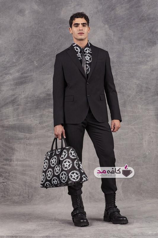 مدل لباس مردانه Moschino