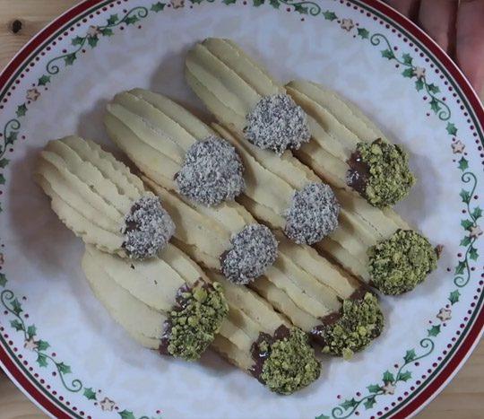 فیلم آموزش شیرینی اتریشی