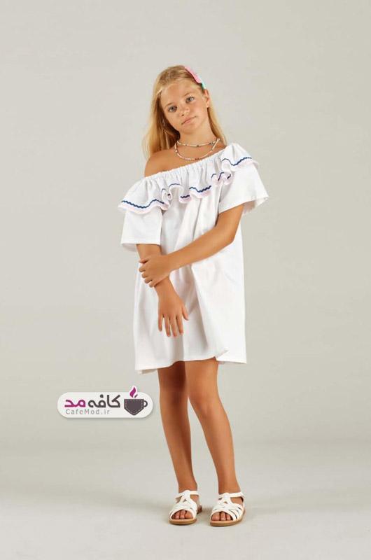 مدل لباس مجلسی اسپرت دخترانه