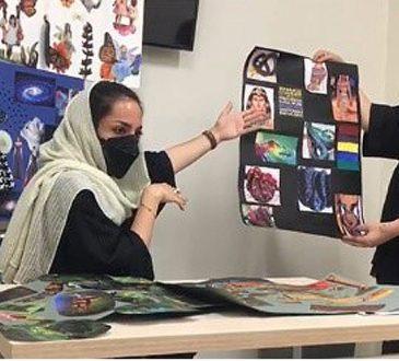 طراحی مد و لباس دانش هنر پلی به سوی حرفه ای شدن