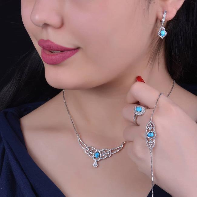 مدل جواهرات فیروزه نیشابور