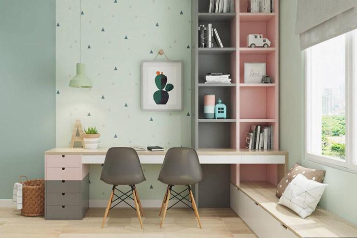 رنگ مناسب دکوراسیون منزل