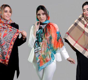 کدام رنگ شال و روسری، نگاه آقایان را به شما جذب میکند؟