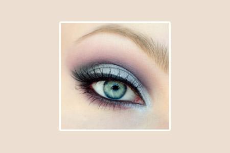 آموزش آرایش زیبای چشم  2