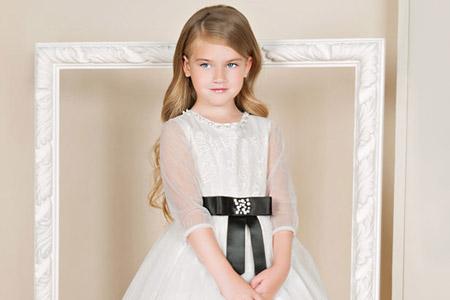 مدل لباس مجلسی دخترانه Lesy 20