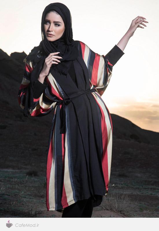 مدل مانتو اریکا