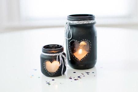 آموزش ساخت جا شمعی 2