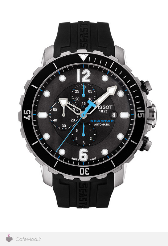 مدل ساعت مردانه غواصی، برند: Tissot، قیمت: €995